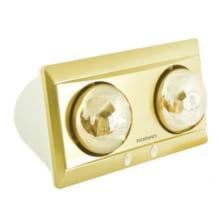 Đèn sưởi nhà tắm 2 bóng Roman <STRONG>HHL-G201</STRONG>